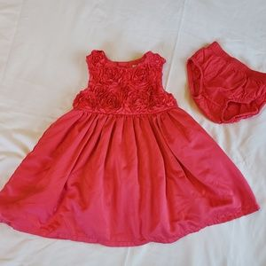 Baby girl party dress, Just for you by Carter's